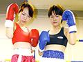 女子ボクシング No.9 中島ユウ,守永未明
