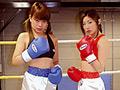 女子ボクシング No.11 浜崎リオン