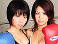女子ボクシング No.15 沢井真帆,関彩菜