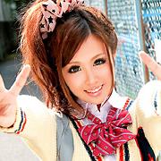 カワイさ盛れてるギャル女子校生6【バズーカ】