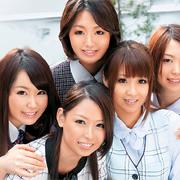 生中出し 新入女子社員19【バズーカ】