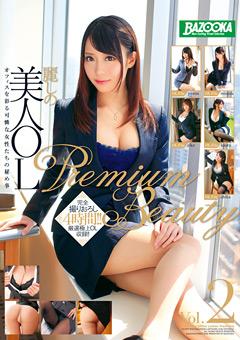 「麗しの美人OL Premium Beauty Vol.2」のパッケージ画像