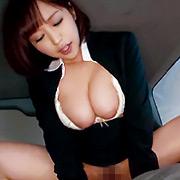 私で試乗しませんか?巨乳カーディーラーの淫らな営業2【バズーカ】