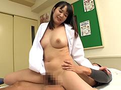 【エロ動画】巨乳女医(生)性交 膣内射精カウンセリングのエロ画像