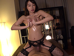 アナタのオチ●ポちょうだい淫らに男を誘惑する巨乳痴女