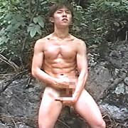 夢幻~屋外巨根少年 SUNAO18才~