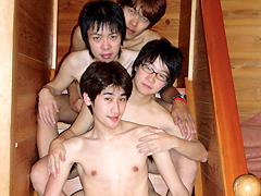 【SATOSHI動画】俺たち-やりほう隊-淫乱ホイップ天国-ゲイ