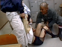 押し込みレイプ4時間SP2 美乳若妻!白昼8人監禁暴行