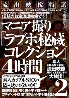 流出映像特選 マニア撮り『ラブホ秘蔵コレクション』4時間2