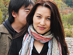 【エロ動画】母子相姦逃避行 島根・湯泉津/岐阜・恵那峡篇の人妻・熟女エロ画像