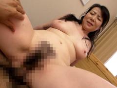 【エロ動画】奇跡の還暦熟女 有賀由美子 61歳のエロ画像