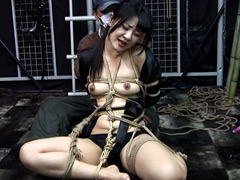 【エロ動画】私、縛られるのが好きなんです。 吉村杏菜のエロ画像