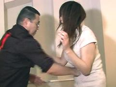【極悪詐欺軍団調教記録】女子大生が陵辱シーンを撮影されそんまんまAVビデオとして販売されちゃいましたw