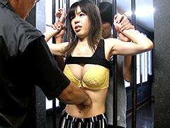 【エロ動画】女の子の心にグサッとささる腹パンチのSM凌辱エロ画像