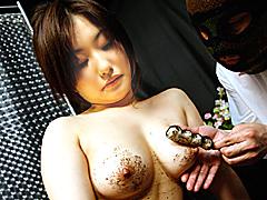 乳舐め吸い6