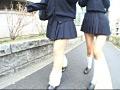 女子校生のくっさい上履き&上履きフードクラッシュ 1