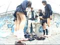 女子校生のくっさい上履き&上履きフードクラッシュ 14