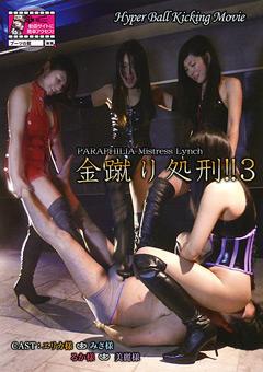 【エリカ動画】PARAPエッチILIA-Mistress-Lynch-金蹴り処刑!!3-M男