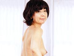 【エロ動画】その辺にいそうな五十路奥さん 藤宮律子の人妻・熟女エロ画像