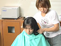 洗髪フェチ1