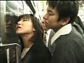 揺れる電車の女 〜まさぐる手、もてあそばれる尻〜 6