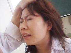 【エロ動画】女教師だってガマンできない DX3のエロ画像