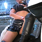 キャンギャル粘着視線01 オートサロン2009