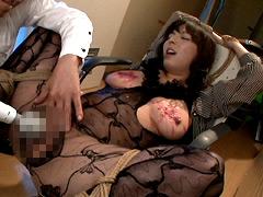 【エロ動画】緊縛SM調教された女社長 村上涼子のエロ画像