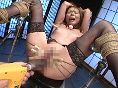 【エロ動画】初SM五十路素人妻・縄鼻鞭叫涙 松下美香のエロ画像