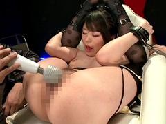 【エロ動画】性奴隷貿易株式会社1 武藤つぐみのエロ画像