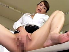 極痴女キャリアウーマンアフター5 広瀬奈々美
