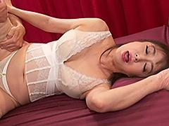 魅惑の巨尻熟女ランジェリー 音羽文子-【熟女】