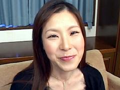 【エロ動画】初撮り人妻ドキュメント 水沢久美のエロ画像