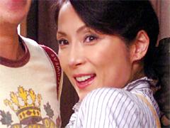 【エロ動画】近親相姦中出し 母のおもかげ 神名ひとみの人妻・熟女エロ画像