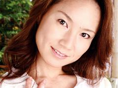 【エロ動画】初撮り人妻ドキュメント 萩原亜紀のエロ画像