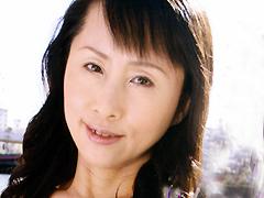 【エロ動画】初撮り人妻ドキュメント 深田真央のエロ画像