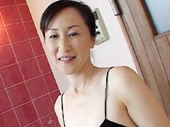 【エロ動画】初撮り人妻ドキュメント 葉山玖美の人妻・熟女エロ画像