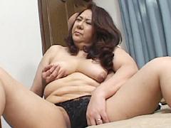 【エロ動画】近親相姦 最愛の息子 鮎川鈴音 五十一歳のエロ画像