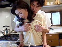 【エロ動画】近親相姦中出し親子 4時間 DX Vol.2のエロ画像