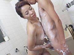 【エロ動画】近親相姦 最愛の息子 山村美和 四十三歳のエロ画像