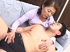 <『年増のお母さんが癒してあげるわ DX2』>『縛り上げられ吸い尽くされる乳房!! 華原美奈子』他