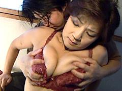【エロ動画】闇に悶える四十熟母 宮戸織江のエロ画像