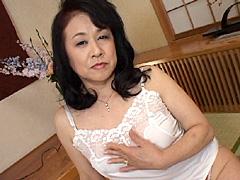 【エロ動画】六十路近親相姦 加島きよみの人妻・熟女エロ画像