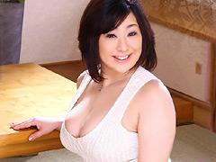 【エロ動画】近親相姦 母子受精 宮田まりのエロ画像