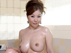 【エロ動画】続 友達の母親 美原咲子の人妻・熟女エロ画像