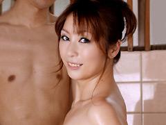 【エロ動画】近親相姦 母のうなじ 荒木瞳のエロ画像
