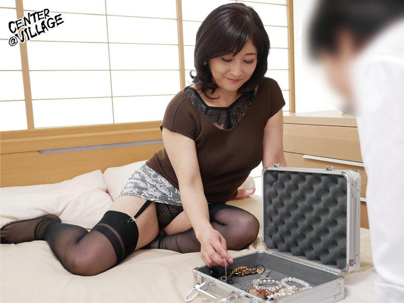 淫乱ミセスの妖艶ランジェリー性交 立原結子
