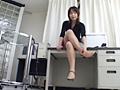 足裏を見せる女3