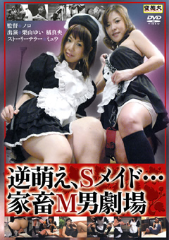 逆萌え、Sメイド…家畜M男劇場