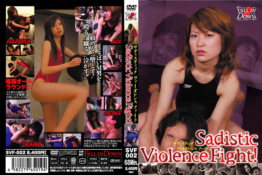 Sadistic Violence Fight! Vol.2
